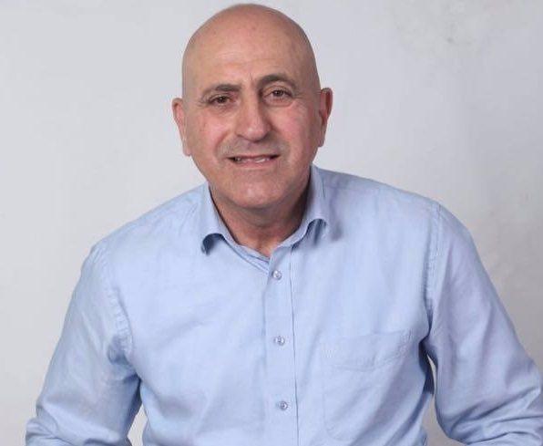 חבר המועצה יגאל שמעון צילום: פרטי