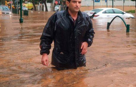 אחרי ההצפות: עיריית הוד השרון פועלת לשיקום נזקי הגשמים ולחיזוק המוכנות לאירועי גשם עתידיים