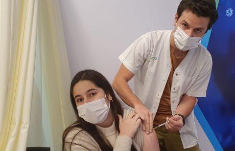 חיסונים מגיל 16