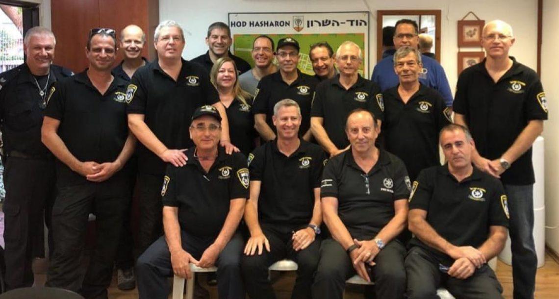 יחידת הג'יפים של הוד השרון מגייסת מתנדבות ומתנדבים